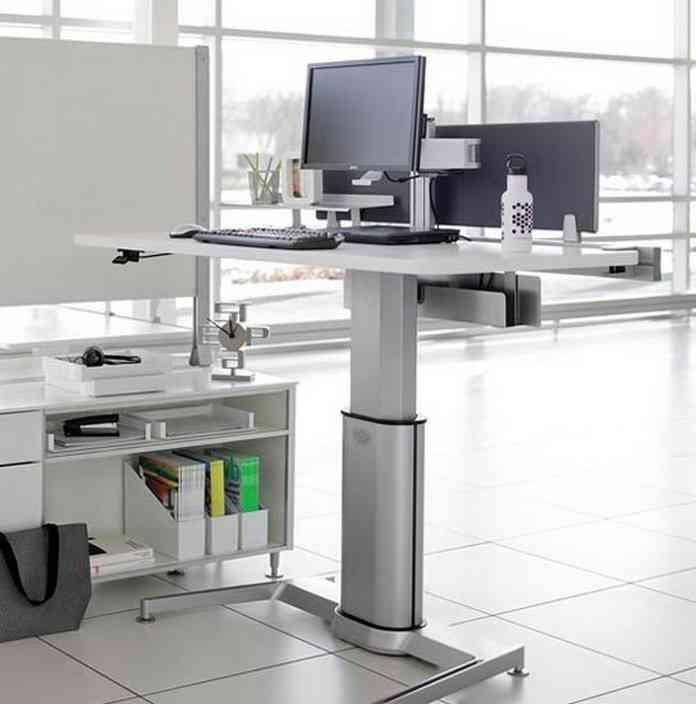 Modern Standing up Desk