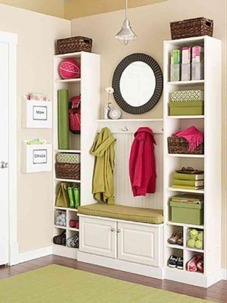 Mudroom Organizer Furniture