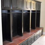 Mudroom Storage Units