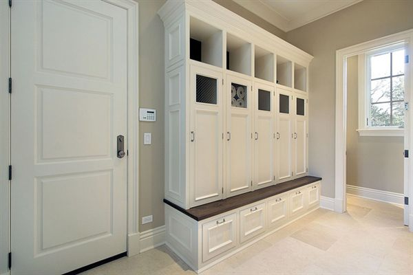 Mudroom Storage