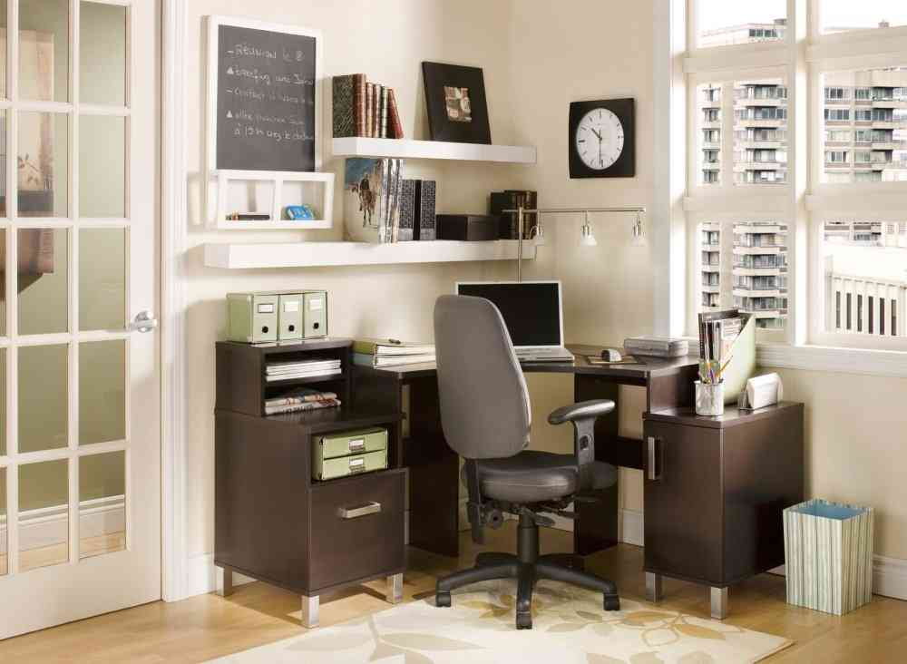 Small Corner Desks for Home Office