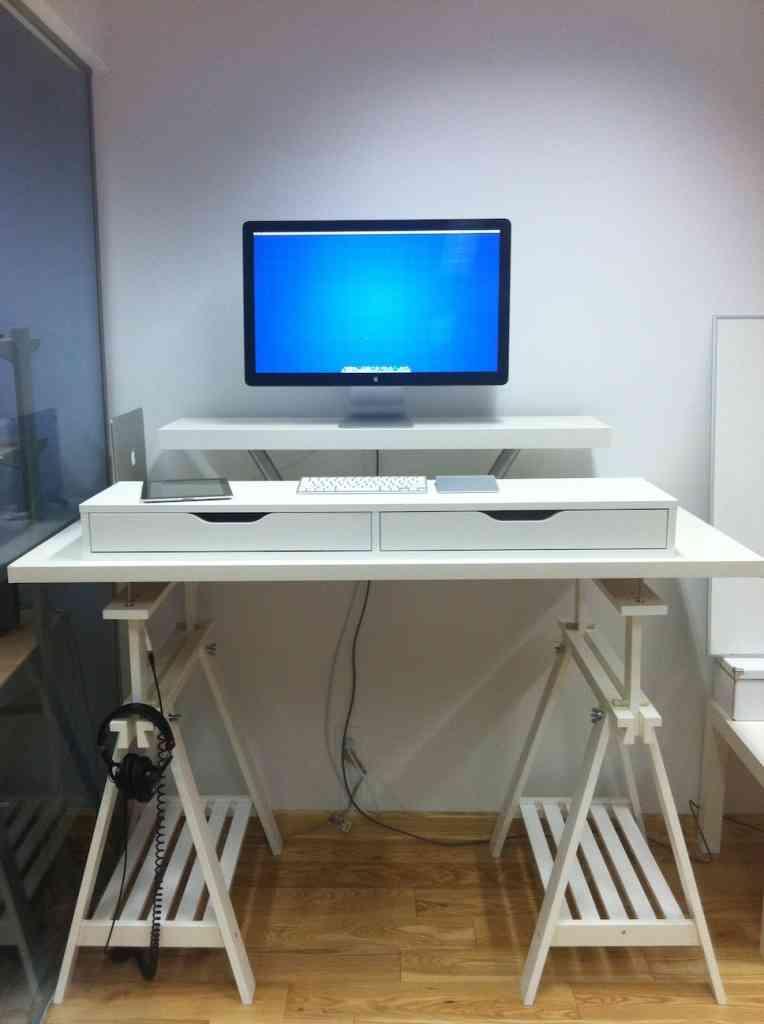 Standing Desk Hack