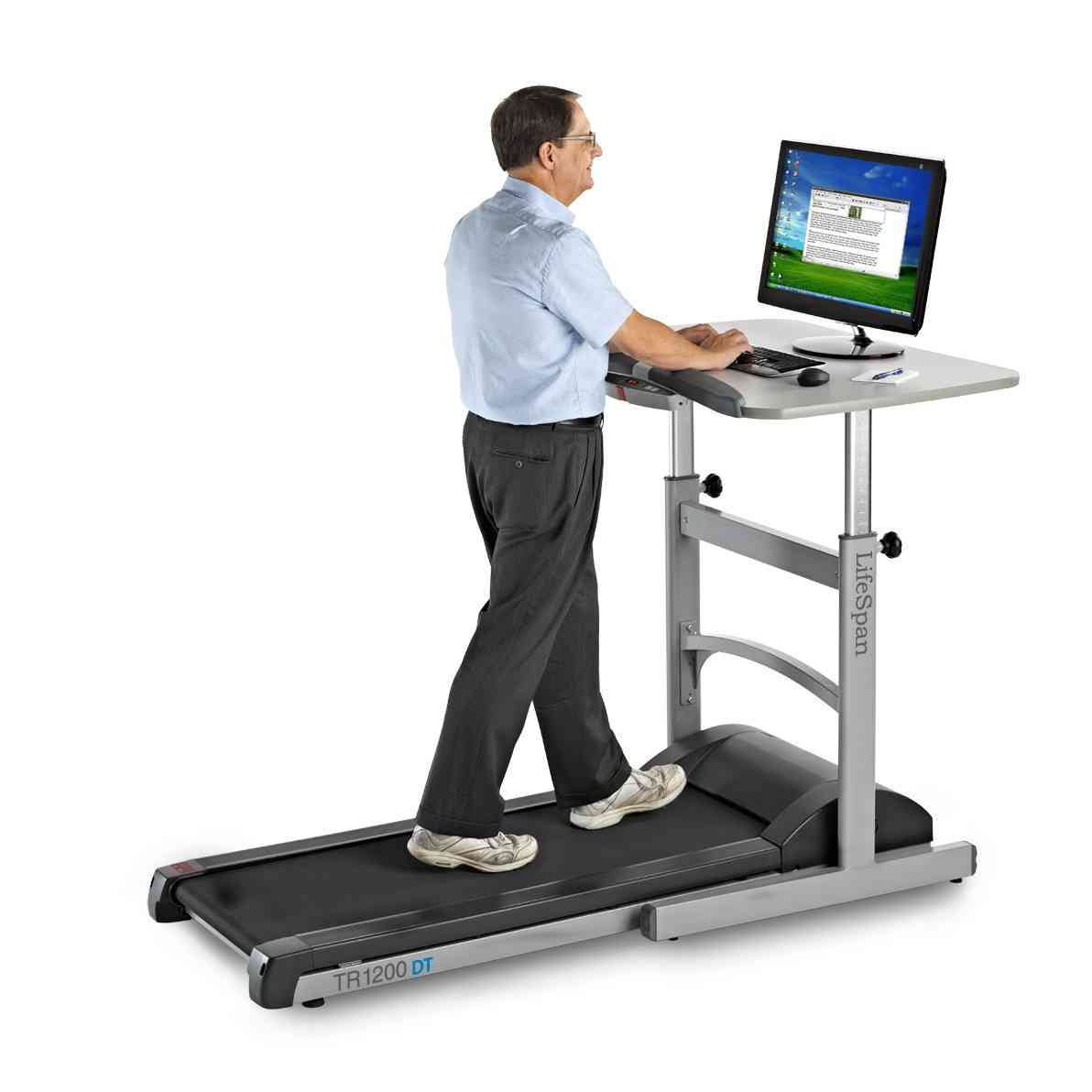 Standing Desk With Treadmill Decor Ideasdecor Ideas