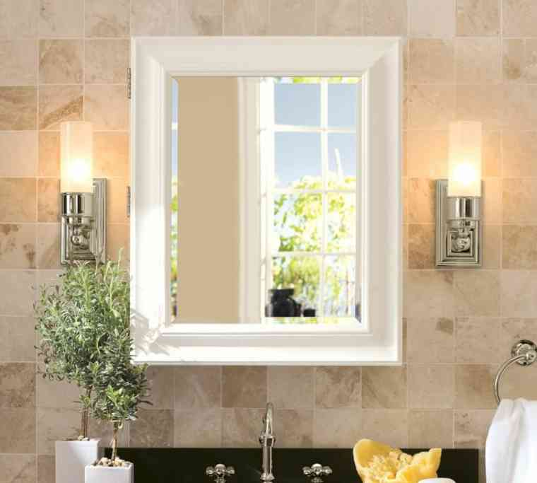 Wall Mirrors for Bathroom