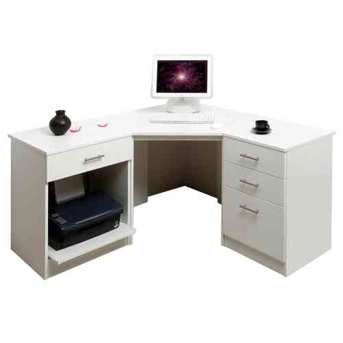 White Corner Desk Uk Decor Ideasdecor Ideas