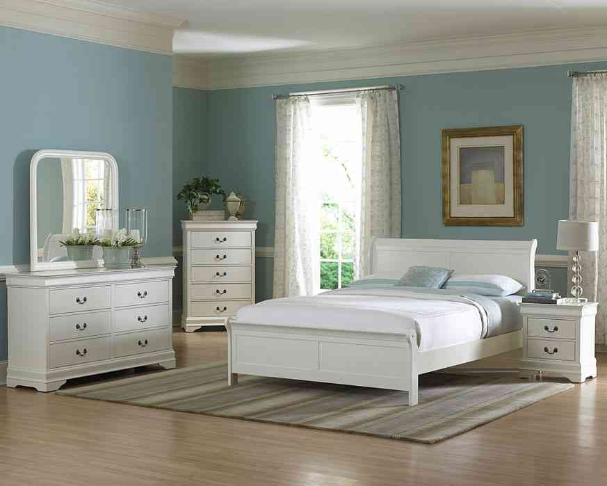 White Full Size Bedroom Set Decor Ideasdecor Ideas
