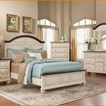 White King Bedroom Set