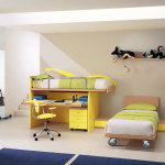 Yellow Bedroom Furniture