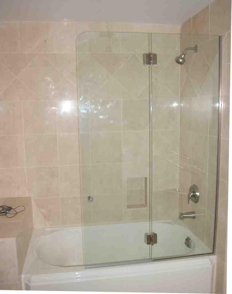 38 Glass Shower Door