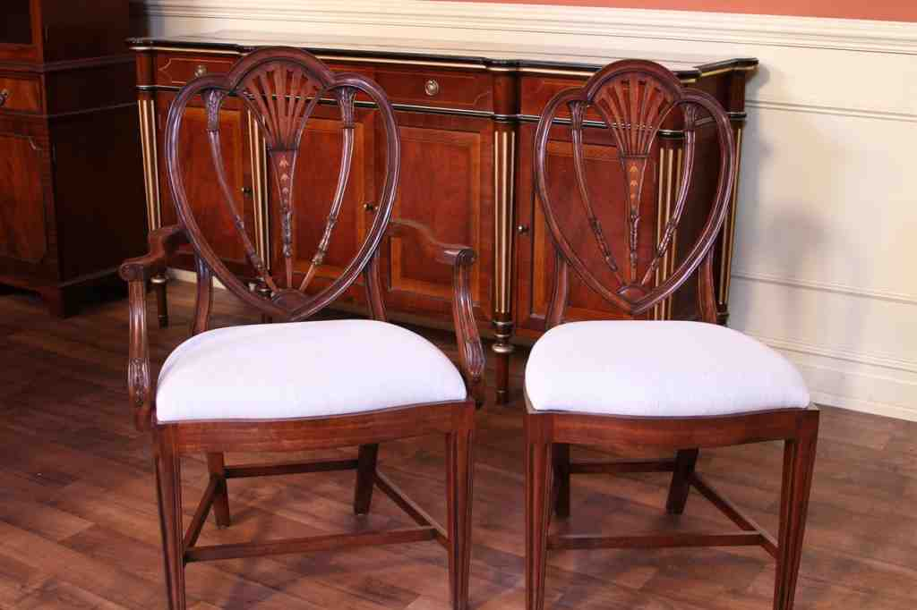 Antique Dining Room Chairs Styles