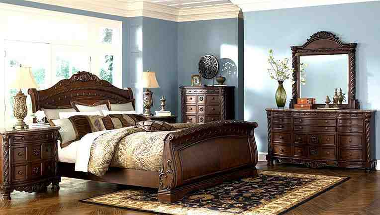 Ashley Furniture North Shore Bedroom Set