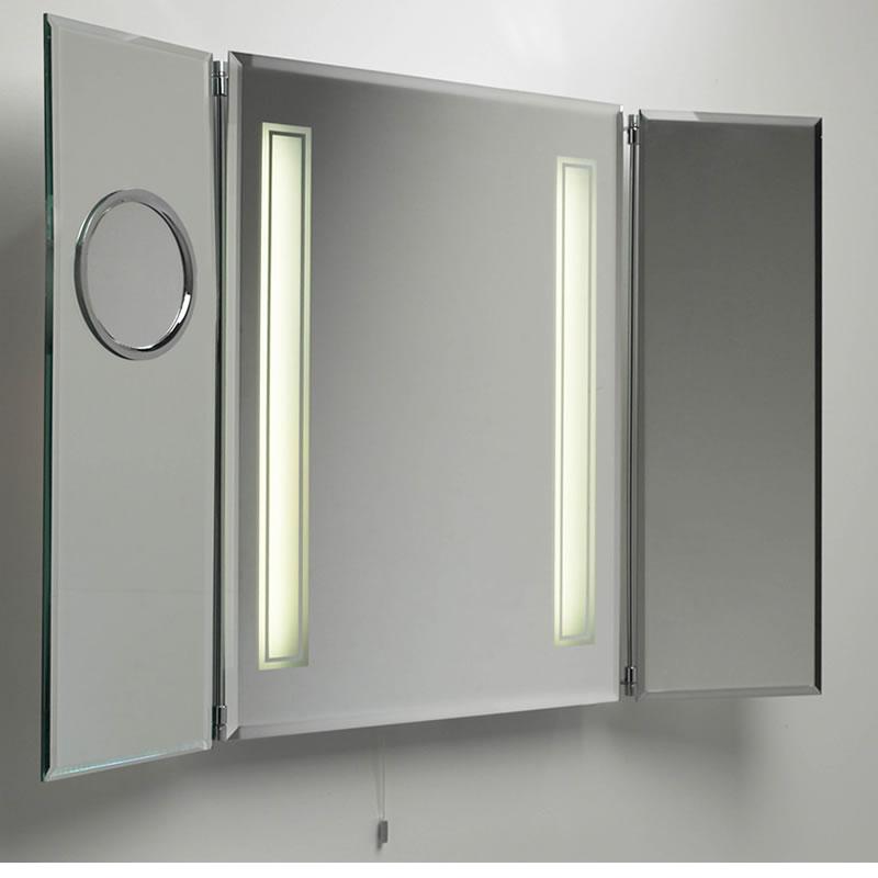 Bathroom Medicine Cabinet With Mirror And Lights