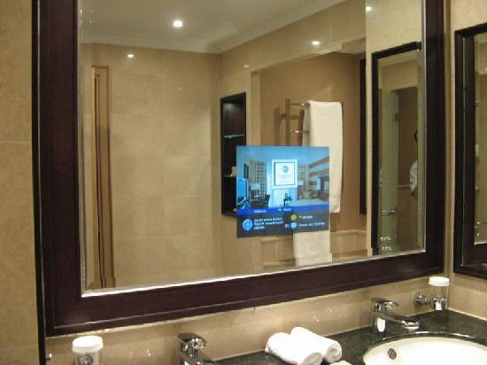 bathroom mirrors with tv built in bathroom mirror tv decor ideasdecor ideas 24934