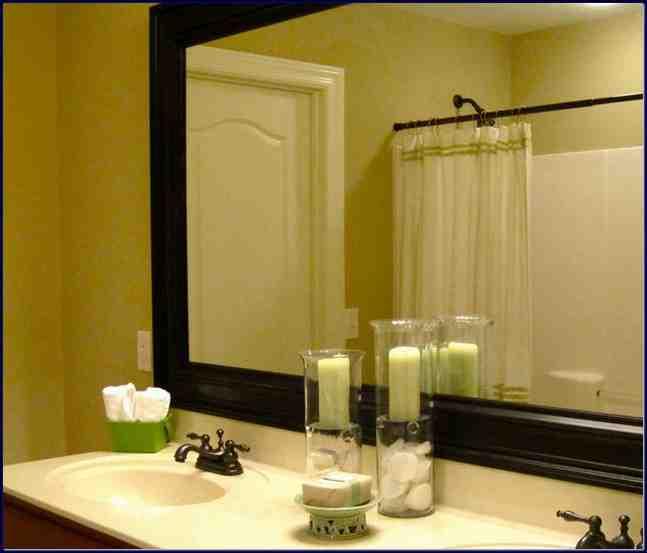 Bathroom Mirrors Houston