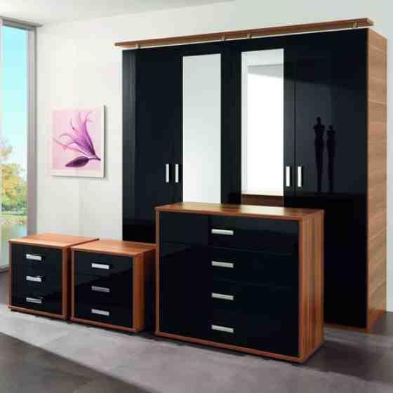 Black Gloss Bedroom Furniture - Decor IdeasDecor Ideas