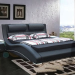 Black Modern Bedroom Furniture