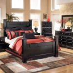 Black Wood Bedroom Furniture
