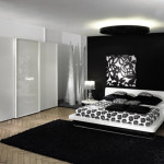 Black and White Bedroom Furniture Sets