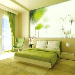 Bright Green Bedroom Ideas