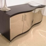 Contemporary Buffet Cabinet