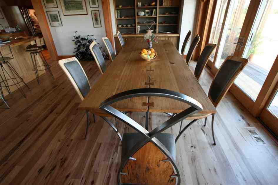 Custom Dining Room Chairs