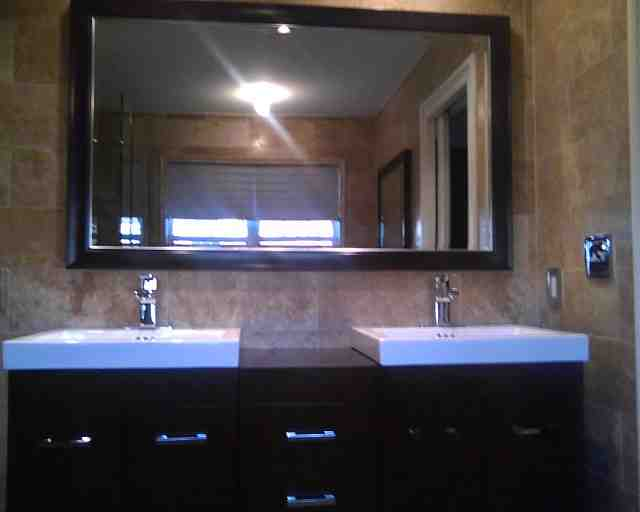 custom framed mirrors bathroom custom framed bathroom mirrors decor ideasdecor ideas 18028