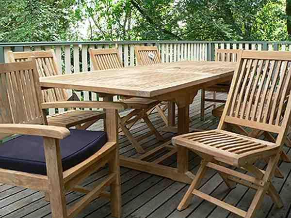 Discount Teak Patio Furniture