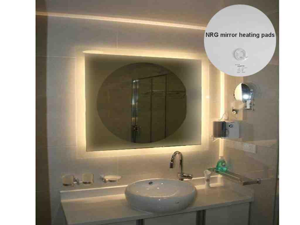 Electric Bathroom Mirrors