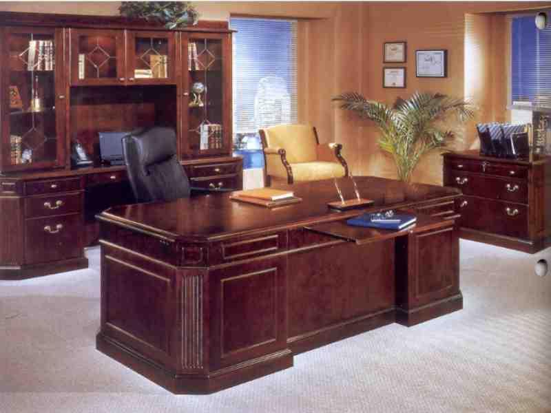 Executive Office Desk Furniture
