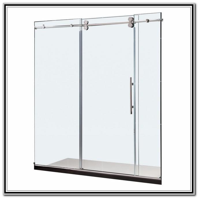 Frameless Glass Shower Doors Lowes