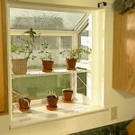 Garden Windows for Kitchens