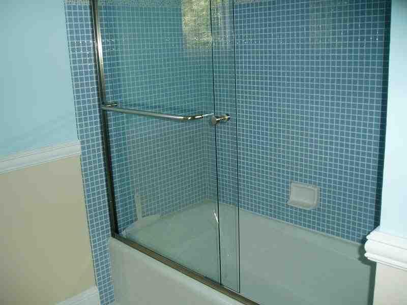 Glass Shower Doors for Bathtub