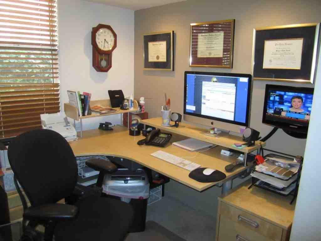 Ikea Office Furniture Desk