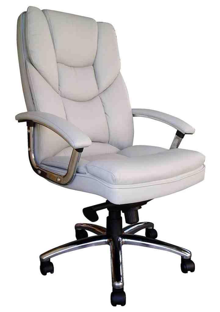 Italian Leather Office Chair