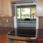 Kitchen Pass Through Window