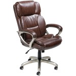 Lane Leather Office Chair