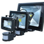 Led Outdoor Flood Lights Motion Sensor