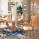 Light OAK Dining Room Chairs