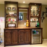 Living Room Bar Cabinet