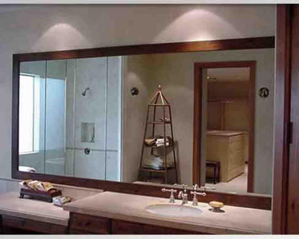Long Bathroom Mirrors
