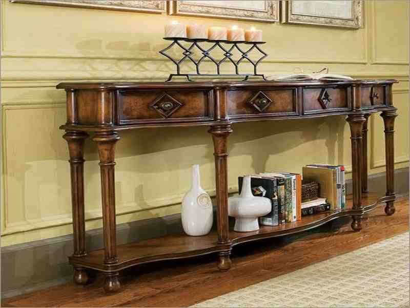 Long Entryway Table