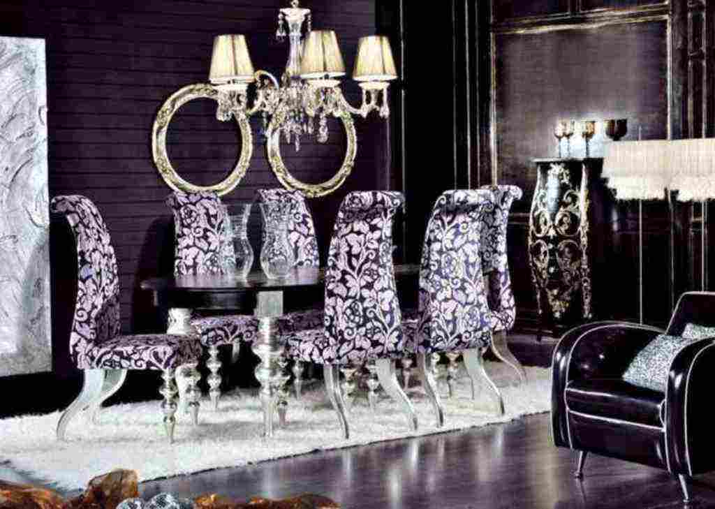 Luxury Dining Room Chairs
