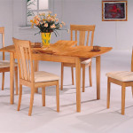 Maple Dining Room Chairs