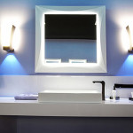 Modern Bathroom Mirrors with Lights