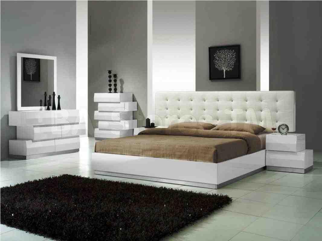 Modern White Bedroom Furniture Decor Ideasdecor Ideas