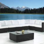Modern Wicker Outdoor Furniture