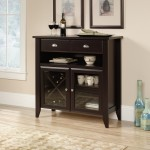 Narrow Buffet Cabinet