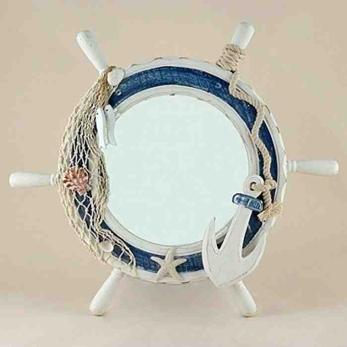 nautical mirror bathroom nautical bathroom mirror decor ideasdecor ideas 13797