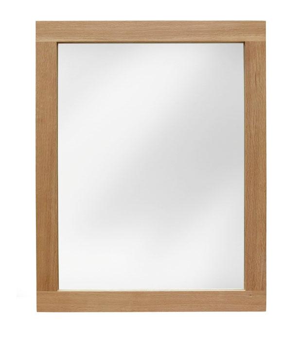 OAK Bathroom Mirror