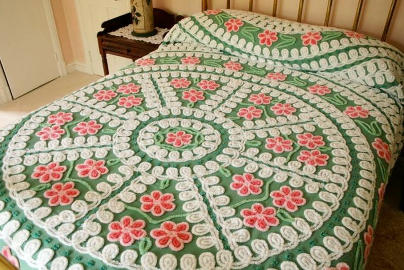 Old Fashioned Chenille Bedspreads Decor Ideasdecor Ideas